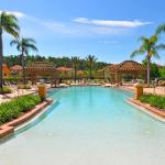 Bella Vida Resort 498 - Eight Bedroom Home, Kissimmee