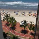 Apartamento na avenida da praia, Praia Grande