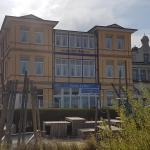 """Hotel Domke """"Haus an der See"""",  Bansin"""