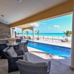 Beachfront 4 Bedroom Playacar Villa - Rebeka, Playa del Carmen
