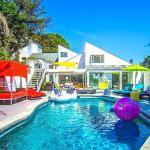 Chic, Modern Estate Hidden Down Private Lane, Beverly Hills - Paradise Lane, Sherman Oaks
