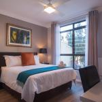 Cape Town City Accommodation - The Island Club,  Cape Town
