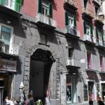 I tre Cavalieri a Chiaia, Naples