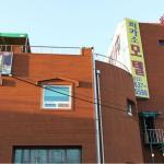 Picasso Motel Sokcho, Sokcho
