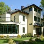 Pensjonat Zacisze, Mielno