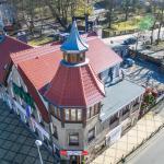 Dom Turysty PTTK w Międzyzdrojach, Międzyzdroje