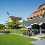 Hotel Friedheim, Weggis