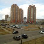 Apartment on Erofey Arena-2, Khabarovsk