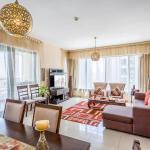 Keysplease Holiday Homes - 29th Boulevard,  Dubai