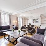 Private Apartment - Champs Elysées - Alma, Paris