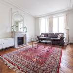 Luxurious Parisian 3bd apt in the 16th, Paris