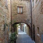 La Casa nel Borgo, Grottammare