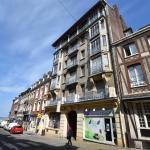 Ets Levillain-Hotel les Caletes, Le Tréport