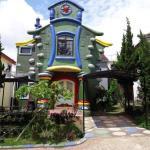 Villa Kota Bunga NA2 - 21, Puncak