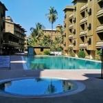 2BHK Apartment With Working WiFi: CM064, Siolim