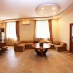 Luxury 2-bedroom apartment at Moskovyan street, Yerevan