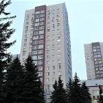 Apartment on Krasnozvezdnaya 25,  Nizhny Novgorod