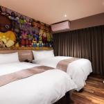 Dazz Inn, Taichung