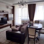 Apartment at Alieksieia Kozina 3A, Kazan