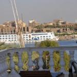 Villa Omar EL Sharif, Luxor