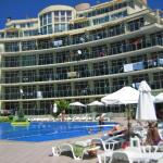 Edward and Maya Apartment,  Sunny Beach