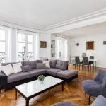 Private Apartment - Arc de Triomphe - Champs Elysées, Paris