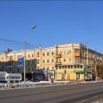Apartment on Krasnogvardeyskaya,  Omsk