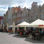 Blue Bike Apartments, Opole