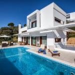 Magdani Private Villas, Skiathos Town