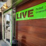 Live Hotel, Yekaterinburg