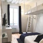 Appartement Hirondelle,  Paris