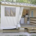 Camping Le Coin Charmant, Chauzon