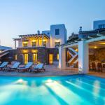 Andromeda Infinity Pool Villa,  Dhílos