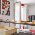Design Parisian Studio - Montmartre, Paris