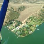 Palmas del Remanso Rapel, Lago Rapel