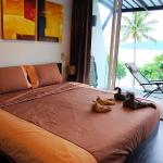 Beautiful Nice Sea View 2 Bedrooms Apartment in Patong Beach,  Patong Beach