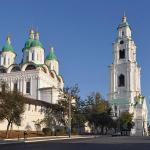 Apartment on ploshchad Lenina 4, Astrakhan