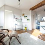 Two Bedroom Apartment - College des Bernardins, Paris