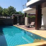 Villa Garden,  Bang Tao Beach