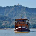 Princess Royal River Cruise(Mandalay to Bagan-3D2N),  Sagaing