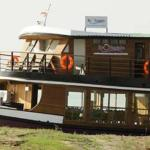 RV Yandabo River Cruise (Mandalay to Bagan),  Sagaing