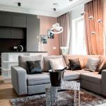 Platinum Apartment by PLA, Kraków