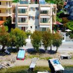Matrona Apartments, Poros
