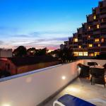 Apartments Luxury Oasis, Makarska