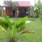 Le jardin, Kampot
