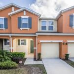 Enchanted Compass Bay Townhouse - Four Bedroom Home, Kissimmee