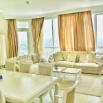 Prime Holiday Homes - Al Bateen Residence, Dubai