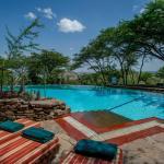 Serengeti Serena Safari Lodge,  Serengeti National Park