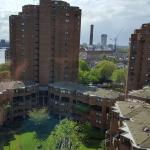 Stunning riverside apartment, London