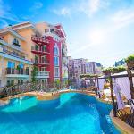Messembria Resort, Sunny Beach
